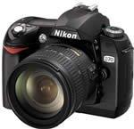 Nikon D70, la cámara del año