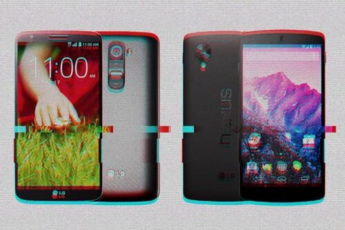 Cuando LG hizo los mejores móviles del año: del Nexus 5 con Google al fantástico LG G2