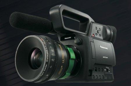 Panasonic nos da más detalles de la AG-AF100