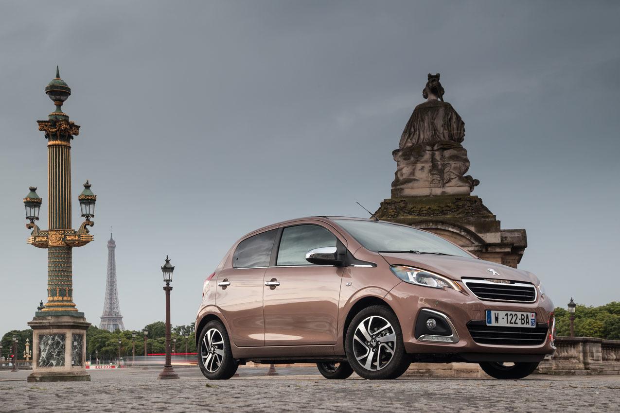 Foto de Peugeot 108 (16/35)
