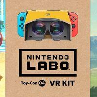 The Legend of Zelda: Breath of the Wild y Super Mario Odyssey ya son compatibles con la realidad virtual de Nintendo Switch