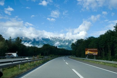 Autobahn Suiza