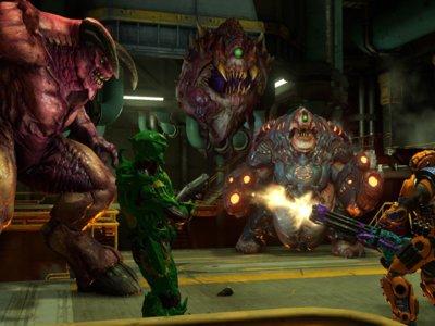 No existirán dos jugadores iguales en Doom con su completo sistema de personalización
