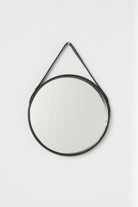 Espejo redondo rebajas H&M Home
