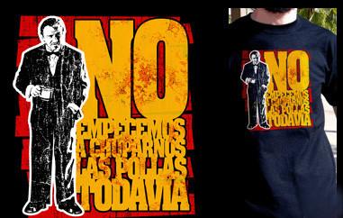 Camiseta Sr. Lobo