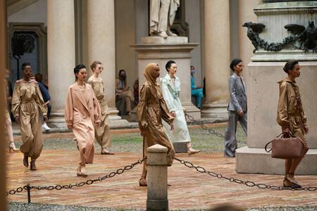Prada, Etro y Max Mara: lo mejor de la segunda jornada de la Semana de la Moda de Milán primavera-verano 2021