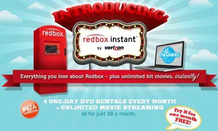 Redbox Instant llegará de forma exclusiva a Xbox 360 en su lanzamiento