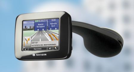 Navegador GPS Navigon 5100
