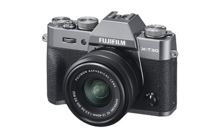 Fujifilm X T30 Antracita