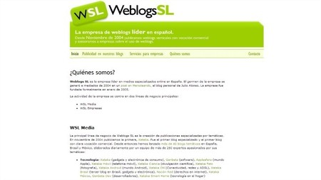 "Tres consejos sobre la página ""acerca de"" de tu web de empresa"