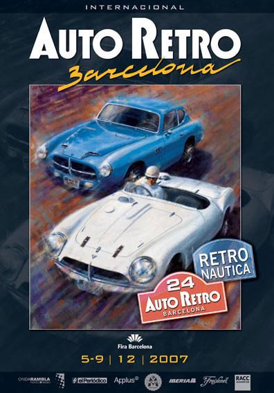 24º edición del Salón Auto Retro Barcelona