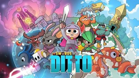Análisis de The Swords of Ditto, un desfiante roguelite que es mucho más que una cara bonita