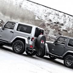Foto 3 de 12 de la galería kahn-jeep-wrangler-cj300-matte-pearl-platinum en Motorpasión