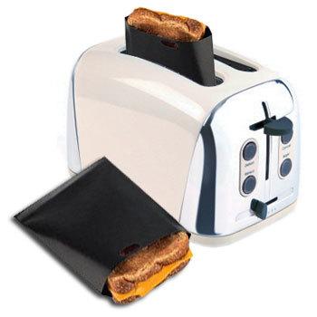 Toastabags, prepara tus sandwiches en la tostadora de pan