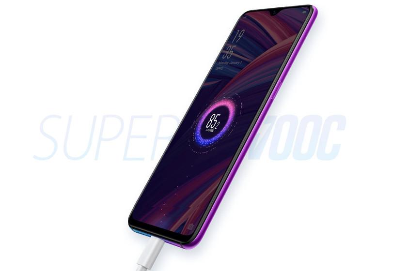 OPPO presume de carga rápida de 65W: su próximo móvil se cargará en 25 minutos y aspira a ser el que más rápido carga del mundo
