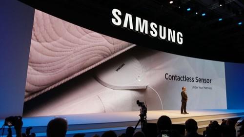 Samsung quiere que duermas y descanses mejor con su SleepSense
