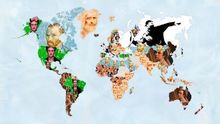Estos son los siete artistas más buscados del mundo (y te contamos quien fue Artemisa Gentileschi)