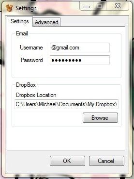 Guarda archivos en DropBox a través del email con MailDrop