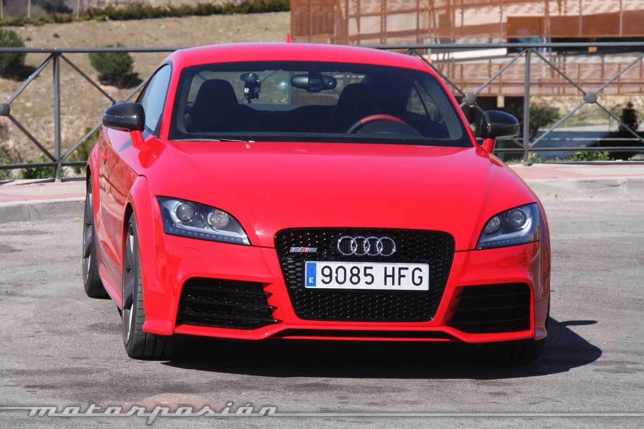 Foto de Audi TT RS S-Tronic (miniprueba) (8/51)