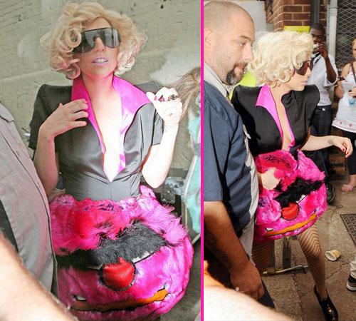 The Muppets Los Teleñecos La Rana Gustavo Triki El: La última De Lady Gaga: Su Amor Por Los Teleñecos