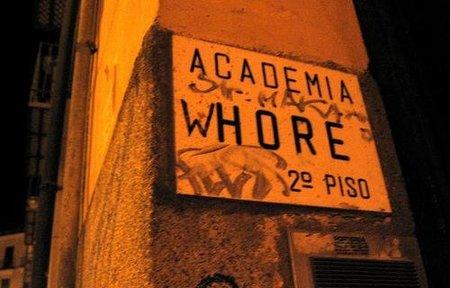 Profesores de academia... ¿más economía sumergida?