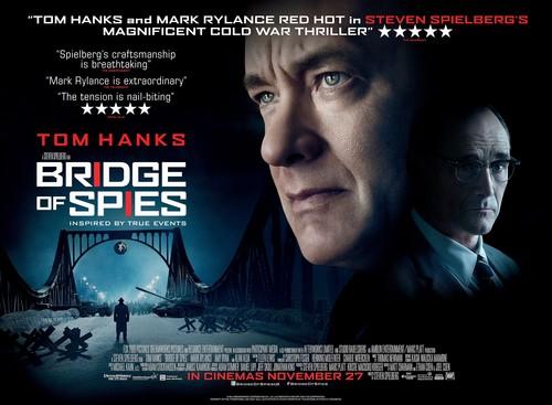 'El puente de los espías', la película