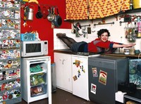 Baudouin retrata a 75 mujeres parisinas en otros tantos apartamentos de diversos estilos