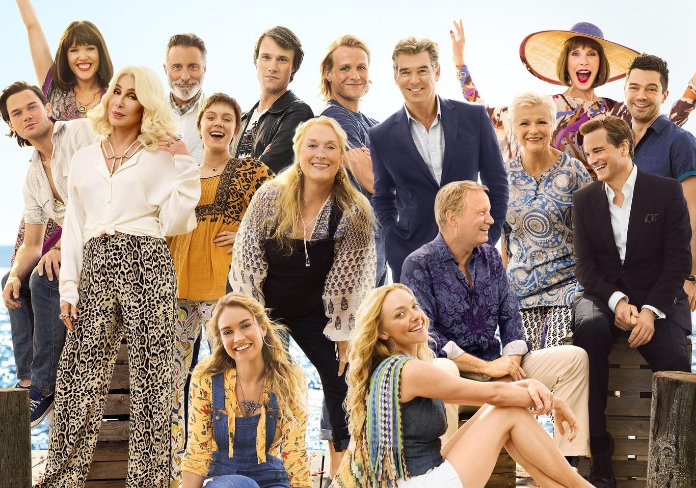 Mamma Mia Una Y Otra Vez 2018 Critica Una Digna Secuela