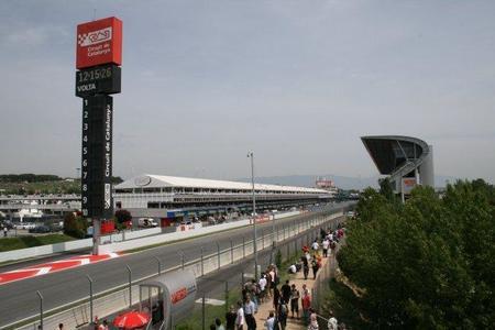 Anunciadas las fechas de pruebas oficiales de la pretemporada 2011 de Fórmula 1