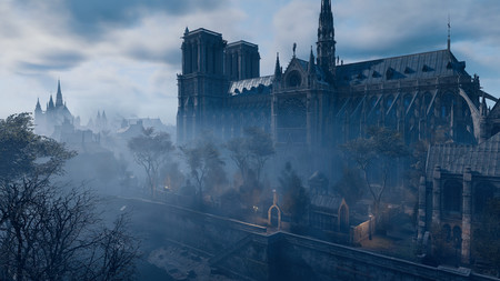 Acunity Screenshot Notre Dame Night 1555498429