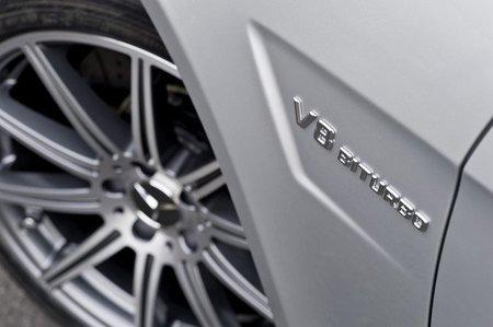 Mercedes-Benz E 63 AMG Biturbo