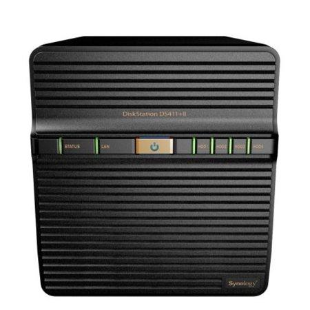 Synology DiskStation DS411+II te da hasta 12 TB de espacio personal