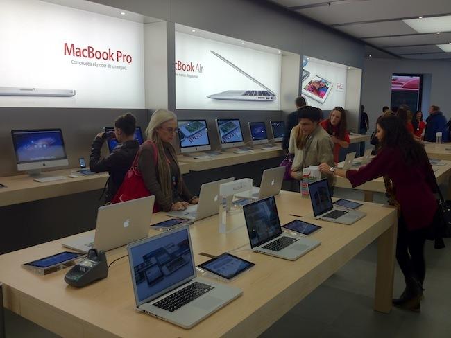 Foto de Apple Store Calle Colón (Valencia) (56/90)