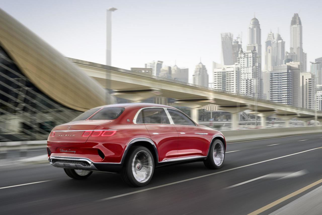 Foto de Mercedes-Maybach Ultimate Luxury Concept (2/10)
