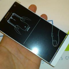 Foto 9 de 13 de la galería sony-xperia-s-unboxing en Xataka Android
