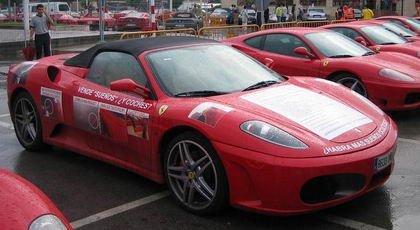 Los Ferrari también salen defectuosos