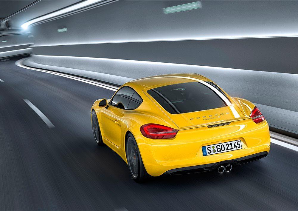 Foto de Porsche Cayman 2013 (3/9)
