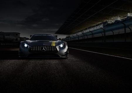 Mercedes-AMG GT3, entre las sombras antes del Salón de Ginebra