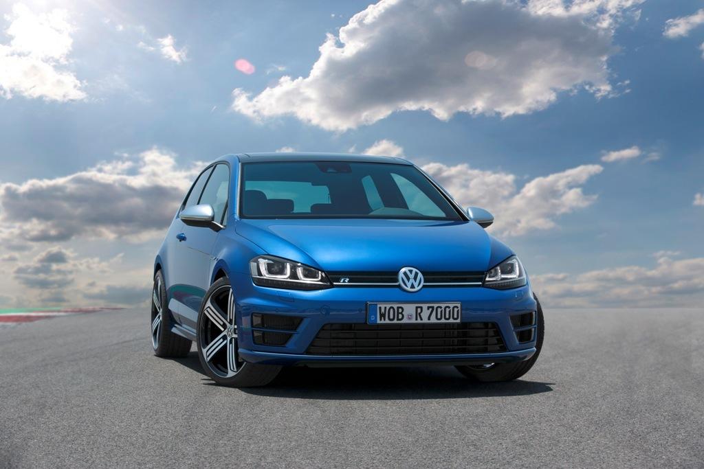 Foto de Nuevo Volkswagen Golf R (11/25)