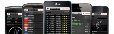La Fórmula 1 tendrá aplicación oficial, primero en Android