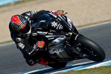 Rea Kawasaki Test Jerez