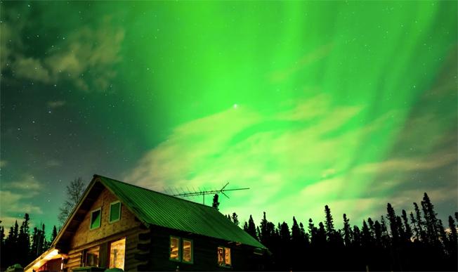 Awake: un time lapse sobrecogedor que plasma la grandiosidad de la aurora boreal