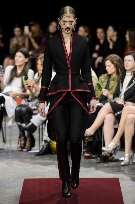 Givenchy Coleccion Otono Invierno 2015 2016 (2)