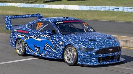 El Ford Mustang Supercar se estrenará en la temporada 2019 del famoso campeonato australiano