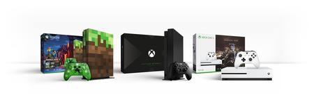 Xbox One X El Futuro De Microsoft Es Espectacular Aunque No Para Todos