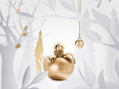 Nina Edition Or, la nueva edición limitada de Nina Ricci para estas Navidades 2015