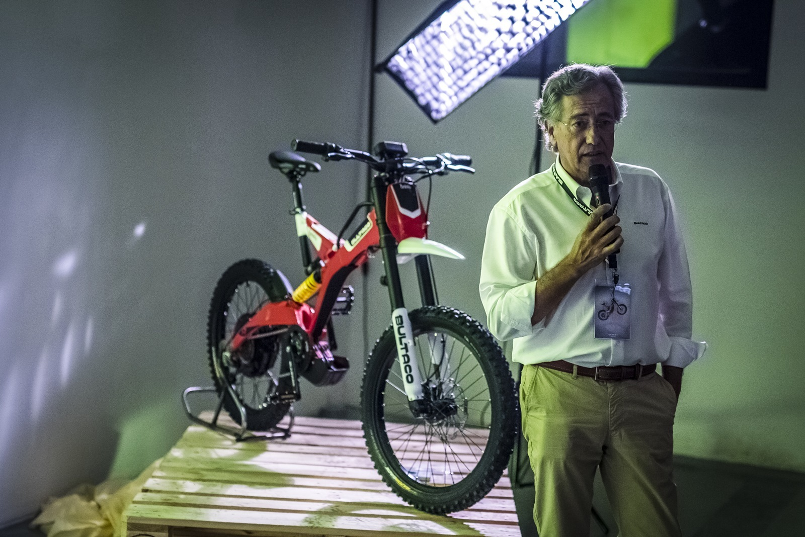 Foto de Bultaco Brinco, presentación (19/30)