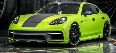 Regula Exclusive Porsche Panamera