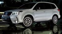 Subaru Forester tS: 300 unidades para Japón