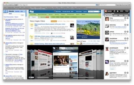 Cruz, otro navegador para Mac OS X